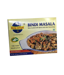 Daily Delight Bindi Masala - 10 oz - Daily Fresh Grocery