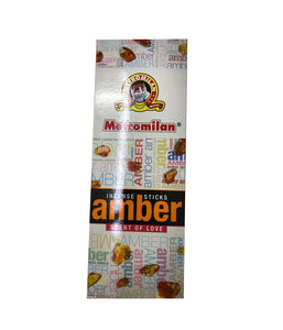 Metromilan Amber Incense Sticks - Daily Fresh Grocery