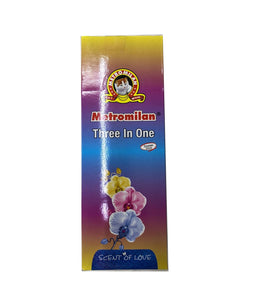 Metromilan Three In One Incense Sticks - Daily Fresh Grocery