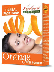 khoobsurat herbals orange peel powder - 100gm - Daily Fresh Grocery