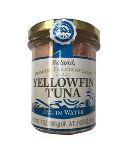 Roland Yellowfin Tuna In Water - 140gm - Daily Fresh Grocery