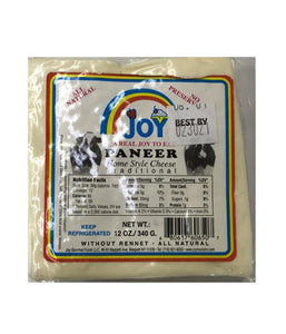 Joy Paneer - 340gm - Daily Fresh Grocery