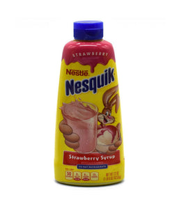 Nestle Nesquik Strawberry Syrup - 623.6gm - Daily Fresh Grocery