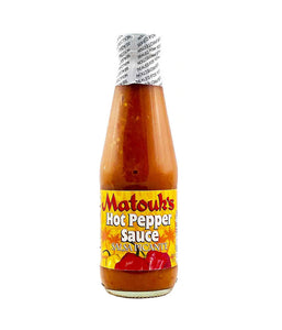 Matouk's Salsa Picante Hot Pepper Sauce - 300 ml - Daily Fresh Grocery