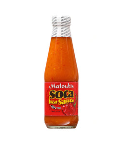 Matouk's Soca Hot Sauce - 300 ml - Daily Fresh Grocery