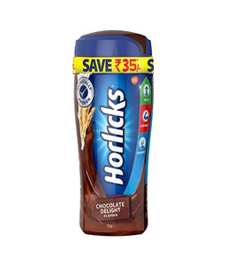 Horlicks Chocolate Delight Flavour - 1kg - Daily Fresh Grocery