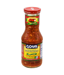 Goya Mild Salsa Pico de Gallo - 499 Gm - Daily Fresh Grocery