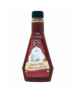 KFI Spicy Epicee Garlic Chilli Sauce - 455 ml - Daily Fresh Grocery