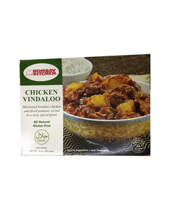 Bombay Kitchen Chicken Vindaloo - 10 oz - Daily Fresh Grocery