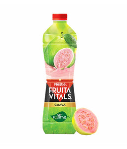 Nestle Fruita Vitals Guava Nectar - 200ml - Daily Fresh Grocery
