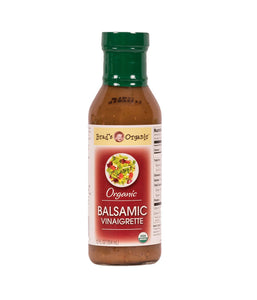Brad's Organic Balsamic Vinaigrette - 354 ml - Daily Fresh Grocery
