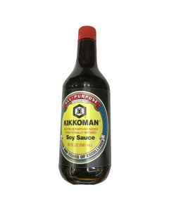 All Purpose Seasoning Kikkoman Soya Sauce - 591 ml - Daily Fresh Grocery