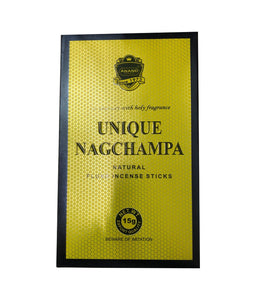 Anand Unique Nagchampa Fluxo Incense Sticks - 15gm - Daily Fresh Grocery