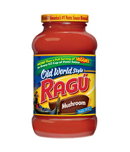 Ragu Mushroom Sauce - 677 Gm - Daily Fresh Grocery