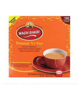 Wagh Bakri Premium Tea Bags - 200gm - Daily Fresh Grocery