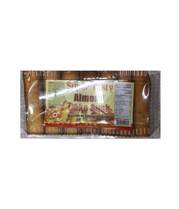 Super Tasty Almond Cake Rusk - 800gm - Daily Fresh Grocery