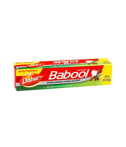 Dabur Babool Toothpaste - 100gm - Daily Fresh Grocery