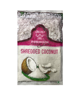 Deep Frozen Shredded Coconut - 340 Gm - Daily Fresh Grocery
