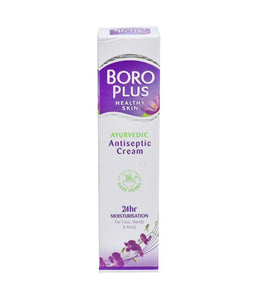 Boro Plus Ayurvedic Antiseptic Cream - 40ml - Daily Fresh Grocery