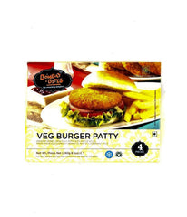Bombay Bites Veg Burger Patty - Daily Fresh Grocery