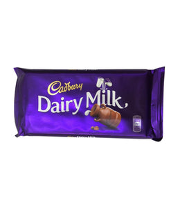 Cadbury Dairy Milk - 100gm - Daily Fresh Grocery