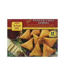 Deep Samosas Paneer Chilli - Daily Fresh Grocery