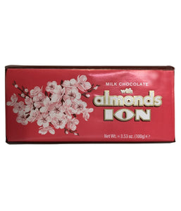 Milk Chocolate Almonds Ion - 100gm - Daily Fresh Grocery