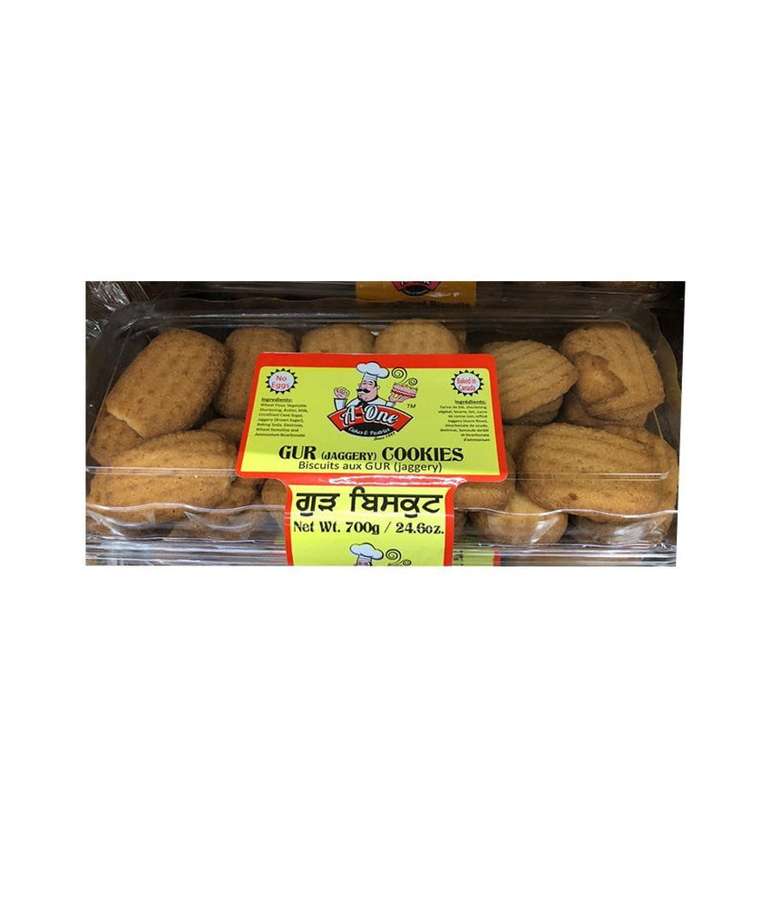 A-1 Gur Jaggery Cookies / (700g) - Daily Fresh Grocery