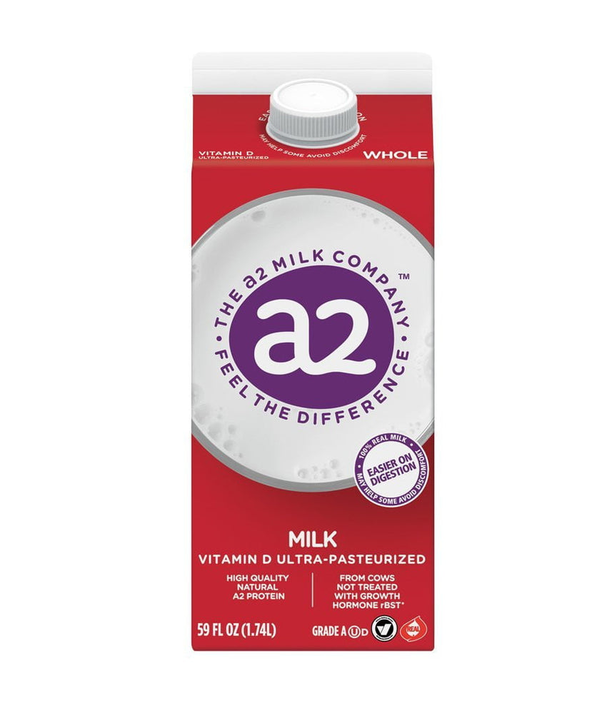 a2 Whole Milk - 1.74 Ltr - Daily Fresh Grocery