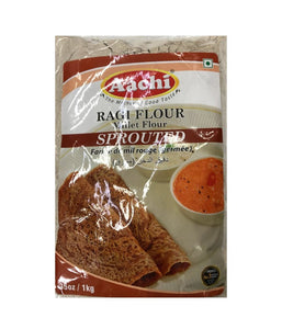 Aachi Ragi Flour (Millet Flour) Sprouted - 1 Kg. - Daily Fresh Grocery