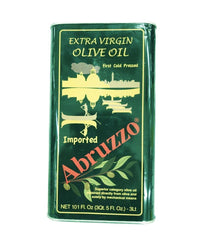 Abruzzo Extra Virgin Olive Oil - 3 Ltr - Daily Fresh Grocery