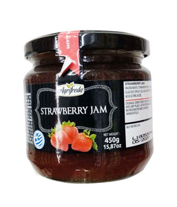 Agrifreda Stracwberry Jam - 450 Gm - Daily Fresh Grocery