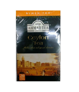 Ahmad Tea London Ceylon Tea - 20 FOIL - Daily Fresh Grocery
