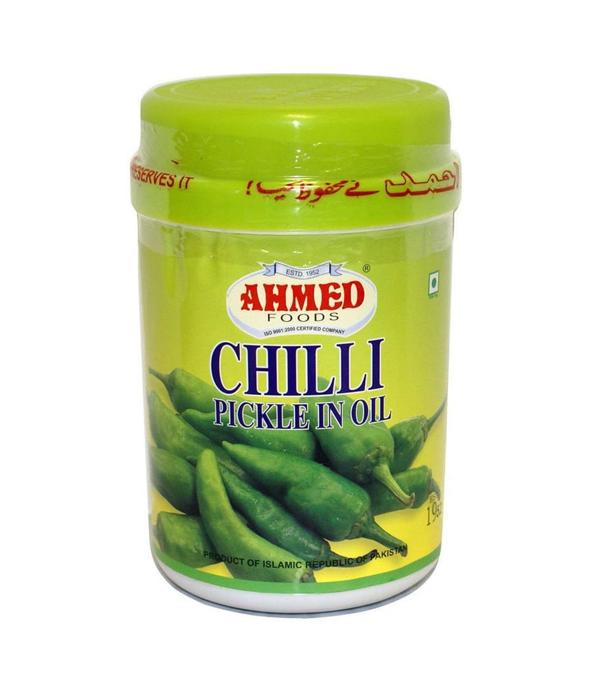 Ahmed Chilli Pickle In oil 1 Kg (35.27 OZ) - Daily Fresh Grocery