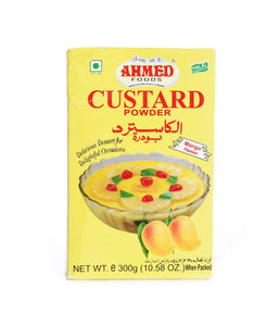 Ahmed Custard Powder Mango Flavor - Daily Fresh Grocery