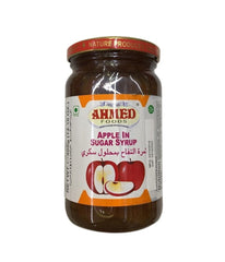 Ahmed Foods Apple in Sugar Syrup - 400 Gm - Daily Fresh Grocery