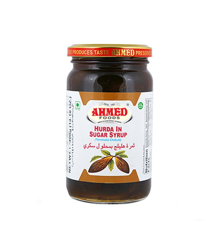 Ahmed Foods Hurda in Sugar Syrup - 400 Gm - Daily Fresh Grocery