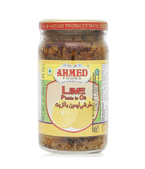 Ahmed Foods Lime Pickle - 330 Gm - Daily Fresh Grocery