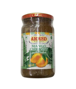 Ahmed Foods Mango Chutney - 400 Gm - Daily Fresh Grocery