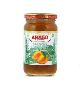 Ahmed Foods Mango Chutney Mild 14.1 oz / 400 gram - Daily Fresh Grocery