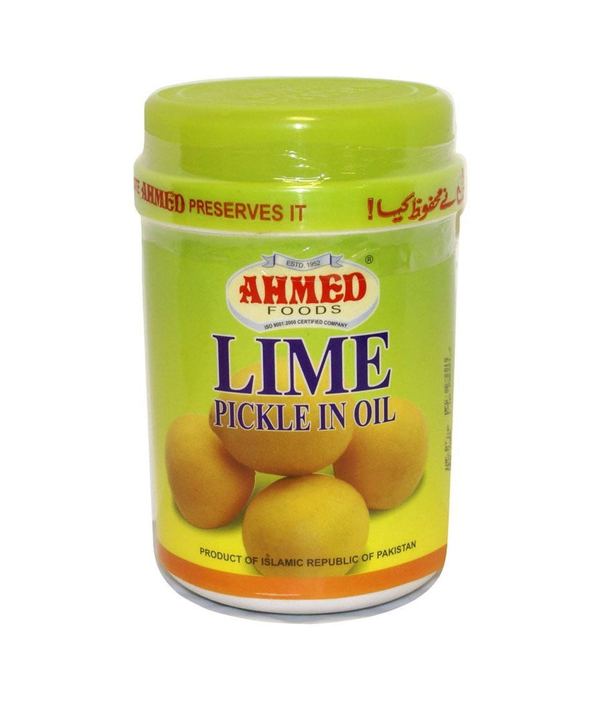 Ahmed Lime Pickle In Oil 1 kg (35.27 OZ) - Daily Fresh Grocery