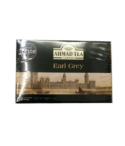 Ahmed Tea London Earl Grey - 40 Gm - Daily Fresh Grocery