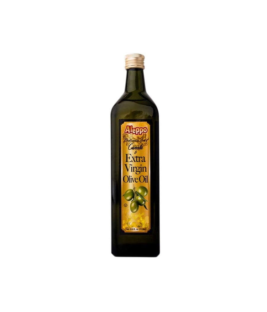 Aleppo Extra Virgin Olive Oil / 33.8 fl. oz (1 Liter) - Daily Fresh Grocery