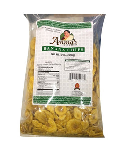 Amma's Kitchen Banana Chips - 908 Gm - Daily Fresh Grocery