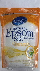 Amoray Care Epsom Salt Chamomile - 16 oz - Daily Fresh Grocery