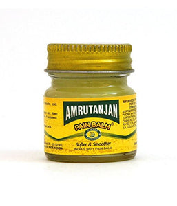 Amrutanjan Yellow Multi Pupose Pain Balm 55 ml - Daily Fresh Grocery
