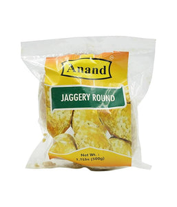 Anand Jaggery Round 500 gm - Daily Fresh Grocery