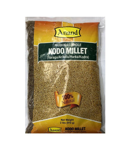 Anand Parboiled Whole Kodo Millet - 2 lb - Daily Fresh Grocery