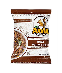 Anil Ragi Vermicelli 180 gm - Daily Fresh Grocery