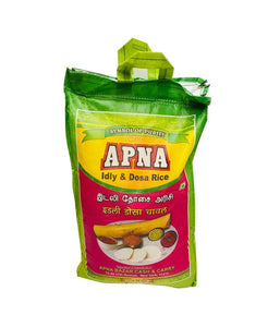 APNA – Idly & Dosa Rice – 20Lbs - Daily Fresh Grocery